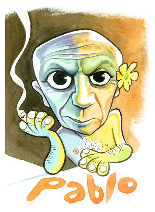 WES picasso_w